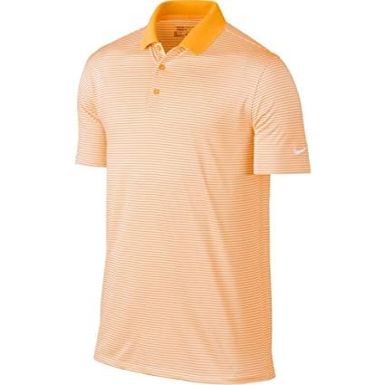 8e1a2528c Image Unavailable. Image not available for. Color  Nike Victory Mini Stripe  Golf Polo ...