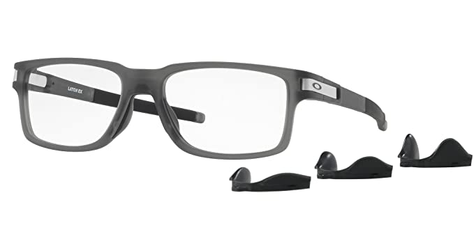 3a5dc37b76989 Image Unavailable. Image not available for. Color  OAKLEY OX8115 - 811502 LATCH  EX Eyeglasses 54mm