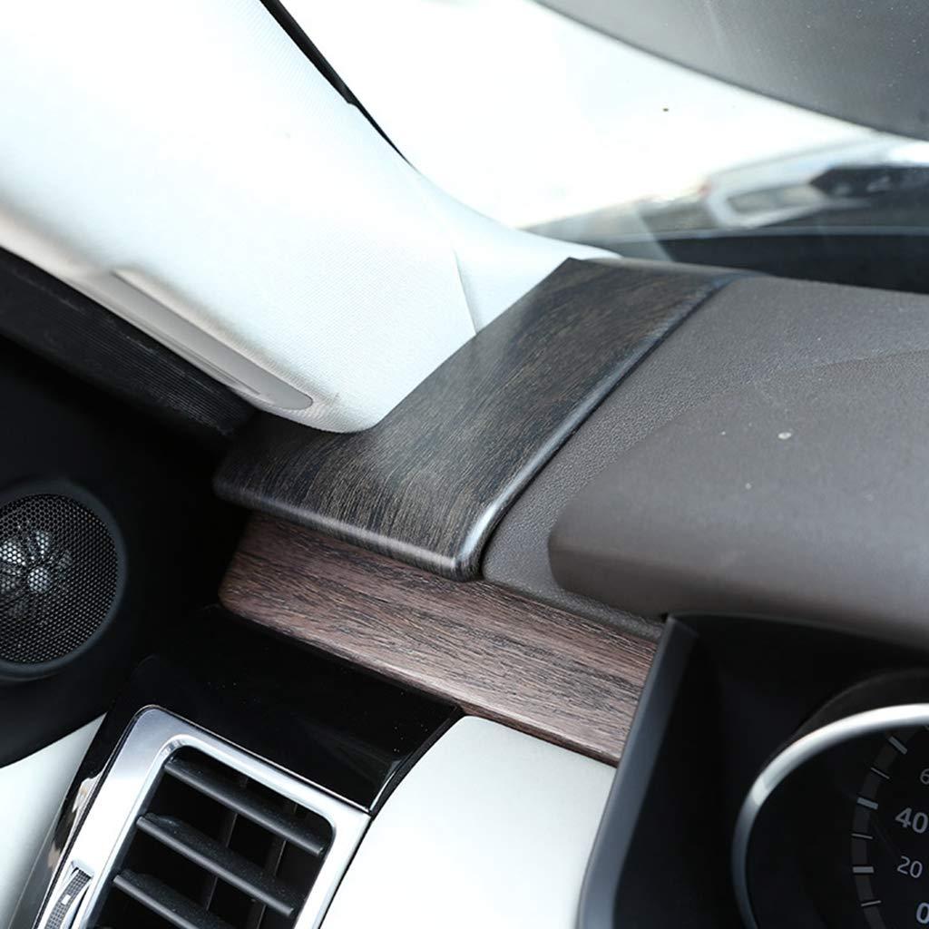 For Discovery 5 L462 LR5 2017 2018 ABS Matte Chrome Window Lift Button Frame Cover Trim Auto Accessory 4pcs