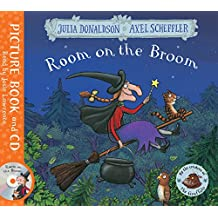 Room on the Broom: Book and CD
