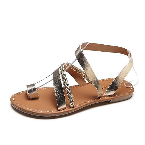 1964ede353e Sandals for Women T Strap