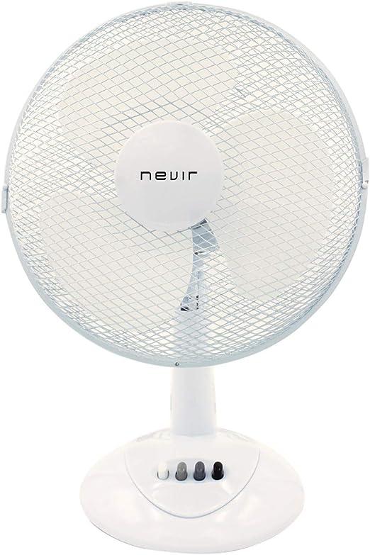 Nevir NVR-VM30-BT Ventilador aire, 33 W, 3 velocidades: Amazon.es ...