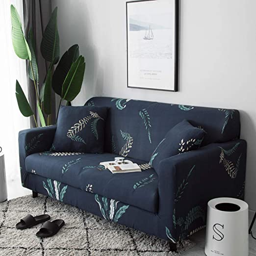 LGBCK Estiramiento de Cubierta de sofá para Sala de Estar ...