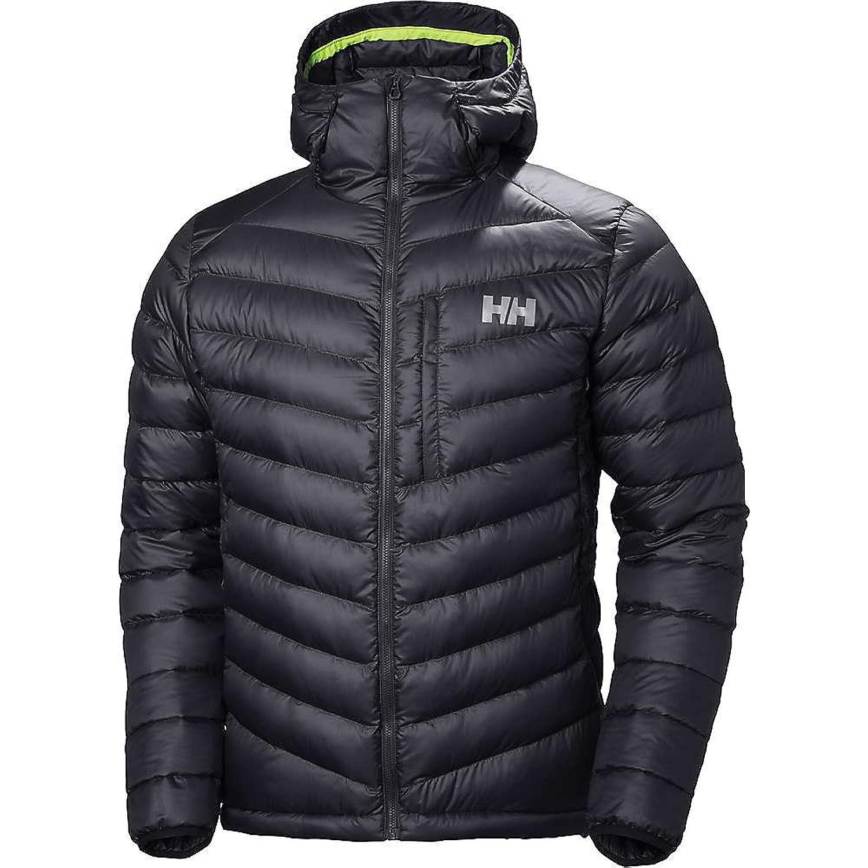 ヘリーハンセン アウター ジャケットブルゾン Helly Hansen Men's Odin Veor Down Jacket Graphite B [並行輸入品] B07B4S7SH2 XL
