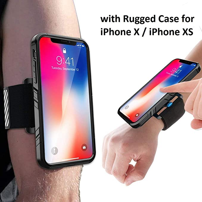 iphone xs running case