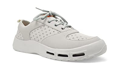 ee7aee6ebabd SoftScience The Fin 3.0 Men s Boating Fishing Shoes - Light Gray