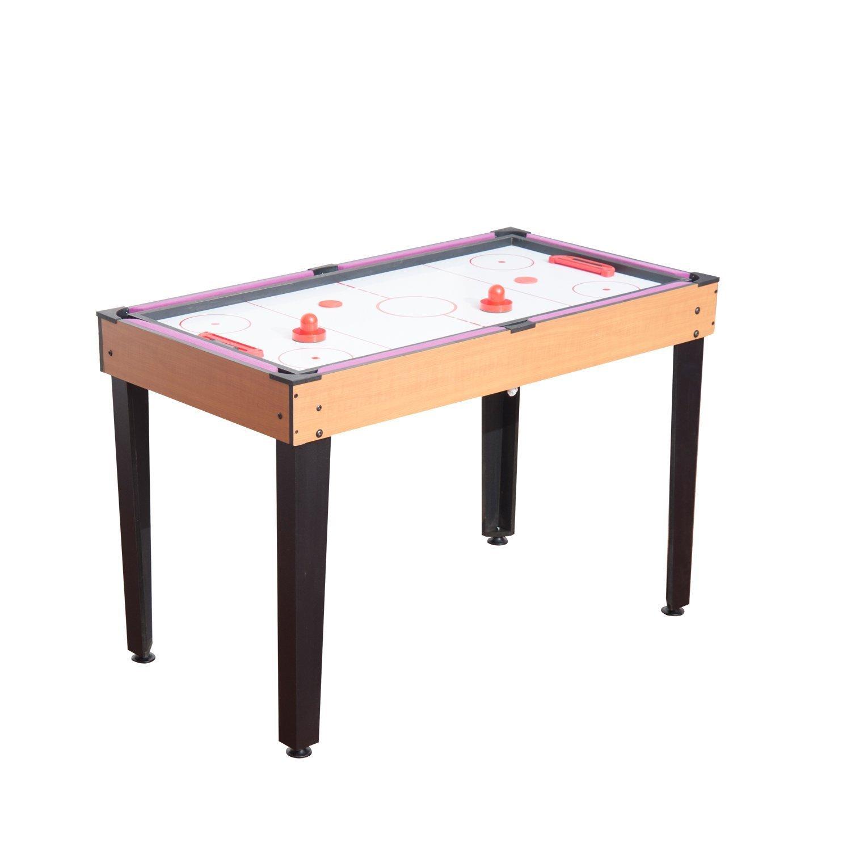 Superieur HOMCOM 3 In 1 Multi Use Mini Games Table Tennis Billiard Pool Air Hockey Set