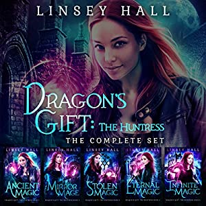 Dragon's Gift Complete Series: An Urban Fantasy Boxed Set Hörbuch