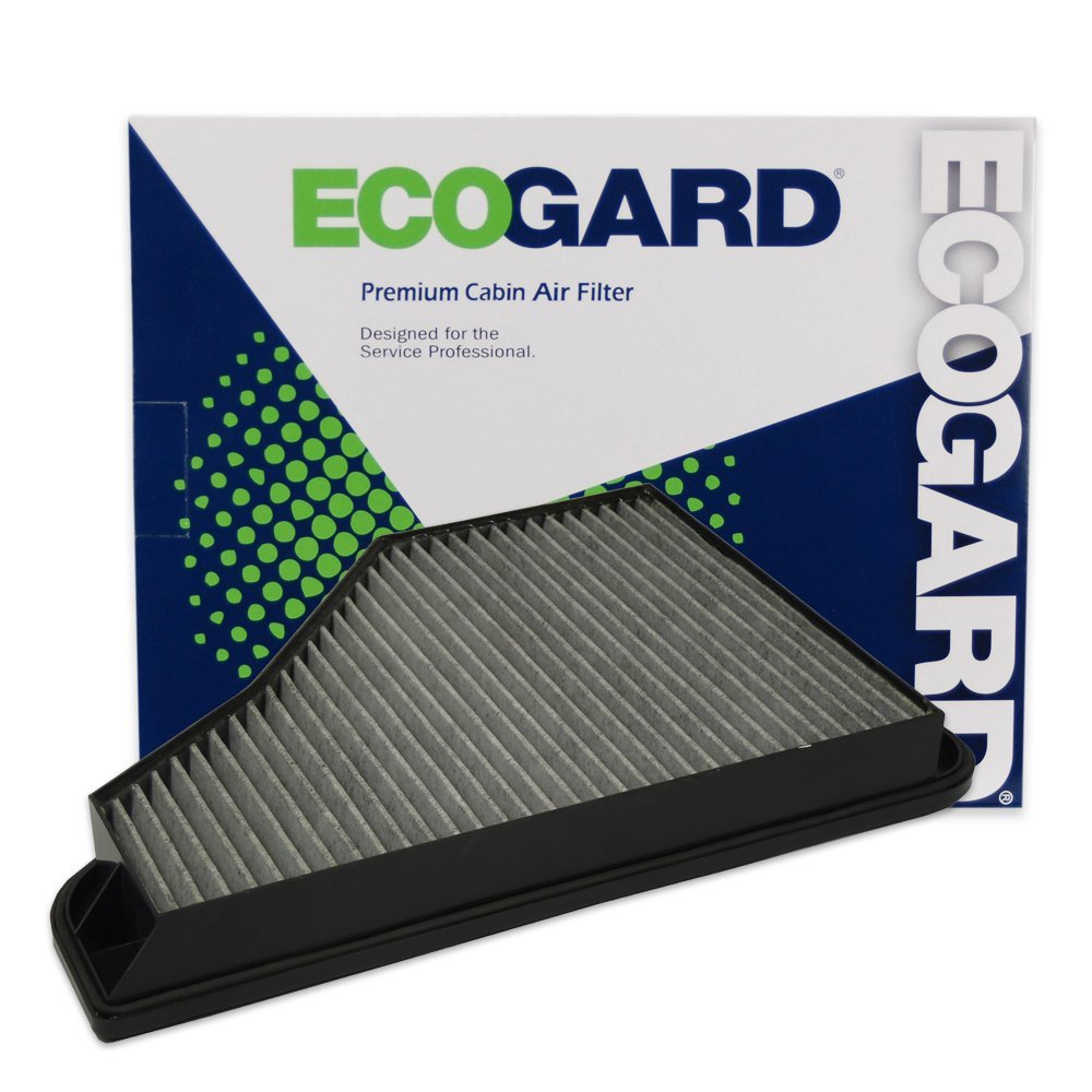 Premium Replacement Fits Mercedes-Benz S320 S350 S420 ECOGARD XC45460C Cabin Air Filter with Activated Carbon Odor Eliminator S500 S600