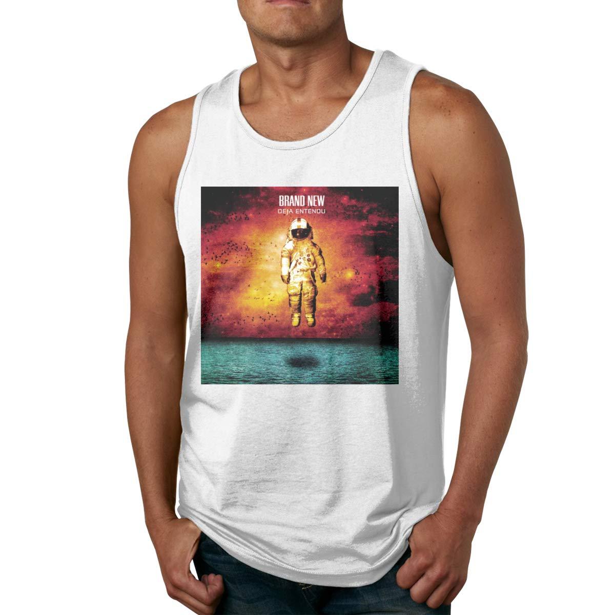 Deja Entendu Casual Style Jogging Sleeveless Tanks Top Shirts