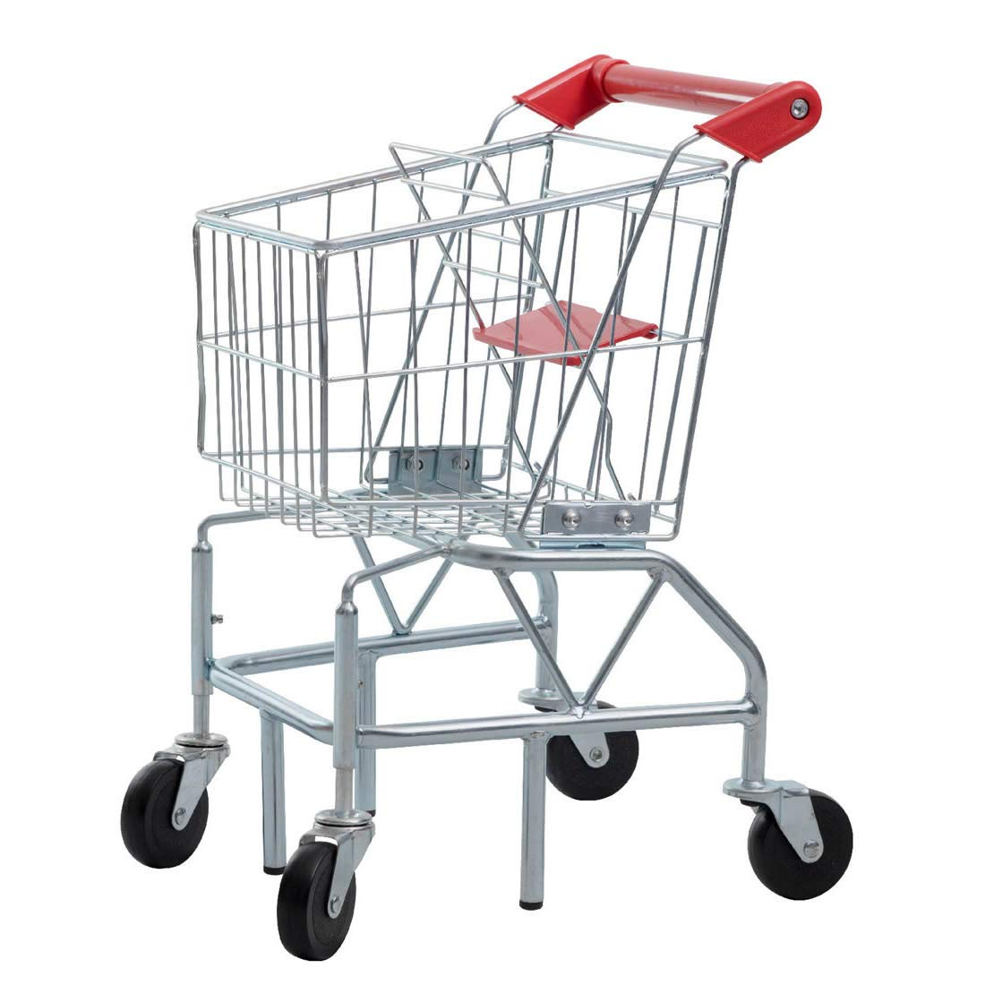 556238494215 Amazon.com: Selva Mini Shopping Cart Realistic Kids Size Play Toy ...