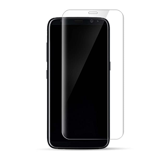 2 opinioni per Vetro Temperato Samsung S8, Lincivius®, Screen Protector Galaxy S8 Protettiva