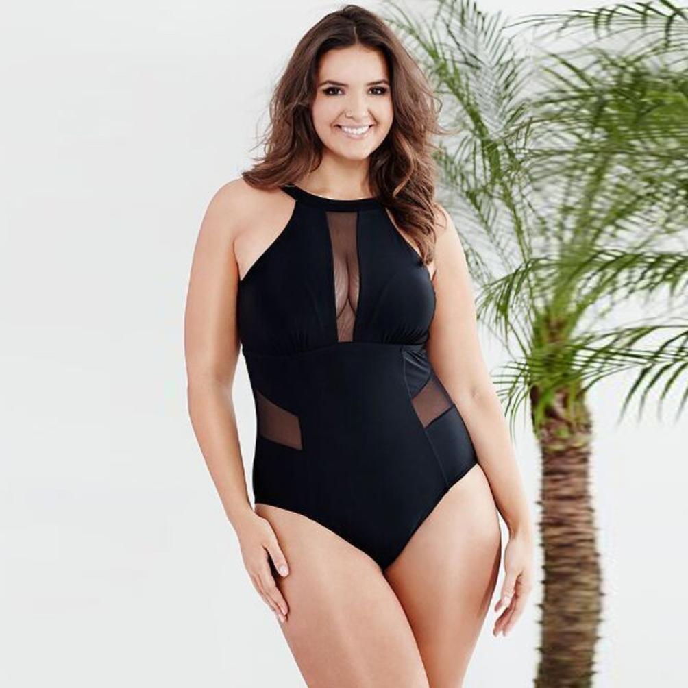 Bikinis de Mujer Talla Grande Trajes de baño de una Pieza para Mujer Sexy Bikinis brasileño Mujer Biquinis bañador natación Mujer Swimsuit niña Bikini ...