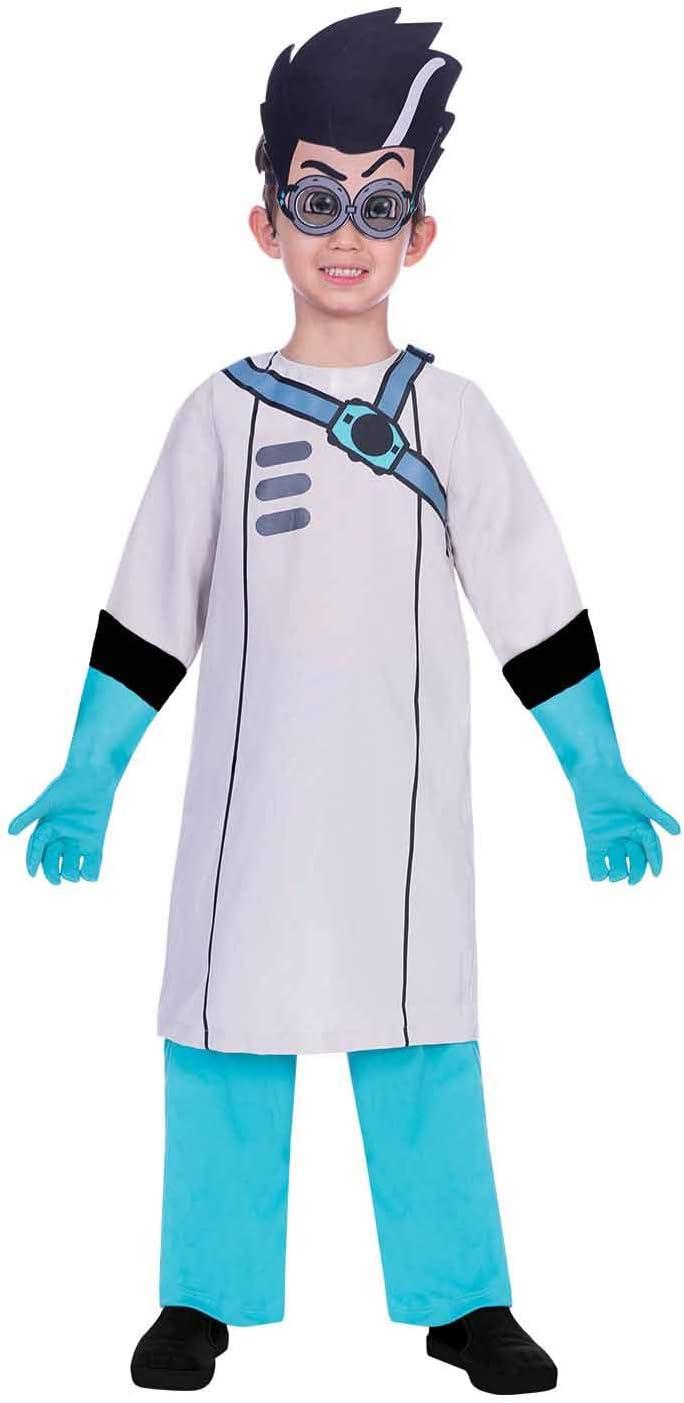 amscan 9904230 - Disfraz infantil de PJ Masks Romeo (128 cm ...