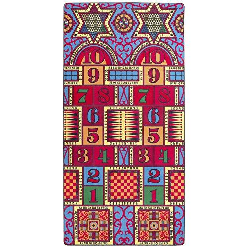 Flagship Carpets FE149-42A Games That Te - Games That Teach Carpet Shopping Results