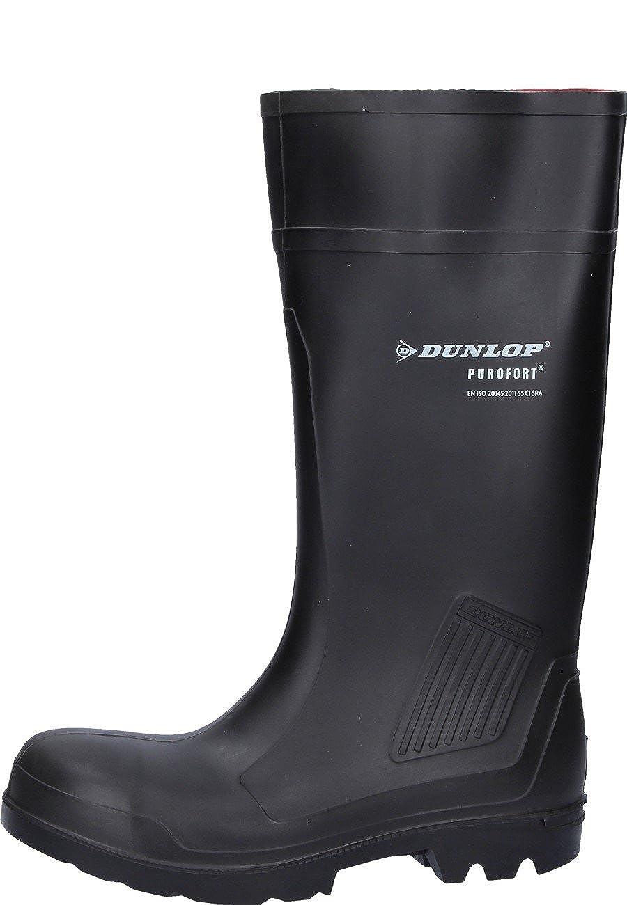 svart Dunlop herrar Dunlop Dunlop Dunlop Gummisiefeld S5 CI EN345 DUC462241 Stövlar  lägsta priserna