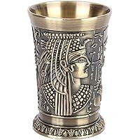 Vasos de chupito de metal Copa de vino