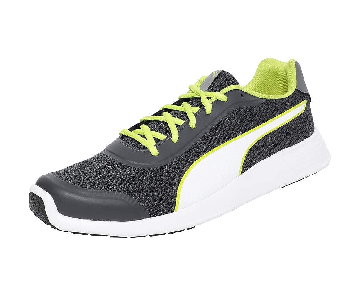 PumaMensFSTRunnerV2IdpBlack-limepunch-pSneakers