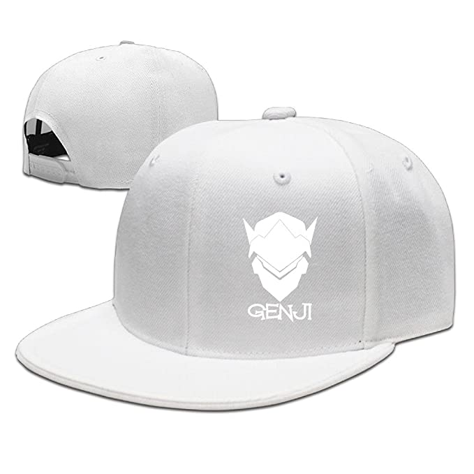 cedaei Genji over Shooter video game reloj Flat Bill gorra ...