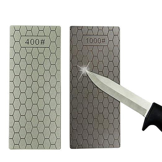 Compra Babettew 400/1000 Pulido Placa Fina Piedra de afilar ...