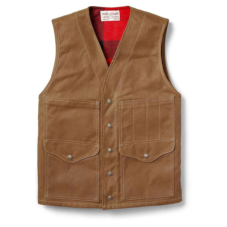 フィルソン メンズ ベスト Filson Men's Lined Cruiser Vest [並行輸入品] B074N2T6G2 Medium