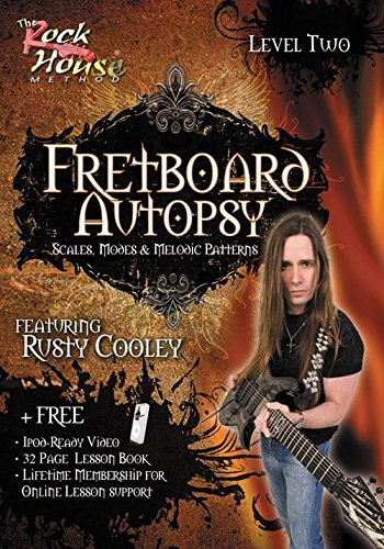 Fretboard Autopsy- Level 2 Scales, Modes & Patterns [Instant Access]