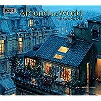 Around the World 2019 Calendar