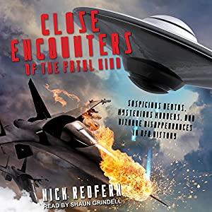 Close Encounters of the Fatal Kind Audiobook