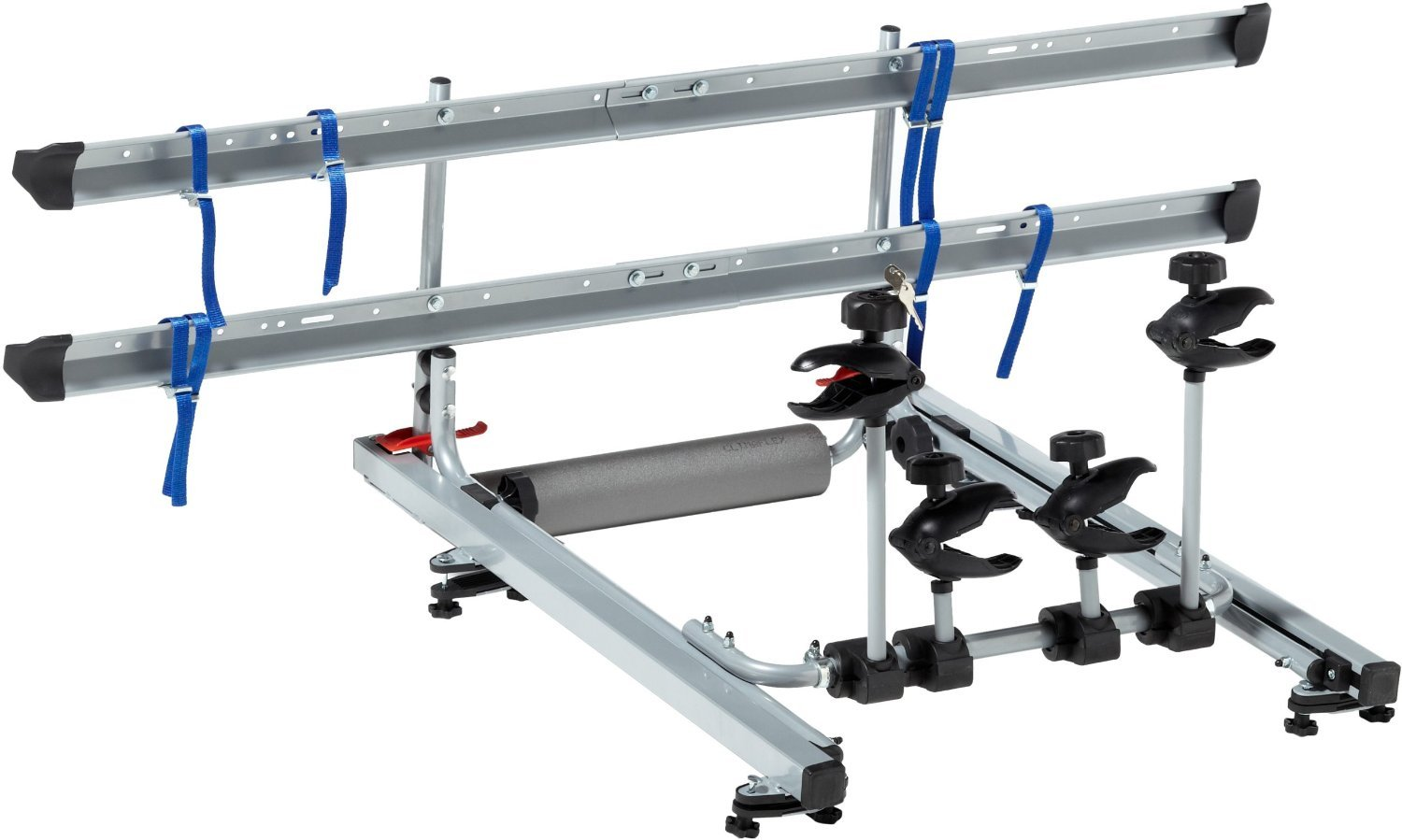 Fischer 18092 Dachlift Bicycle Carrier for 2 Bicycles
