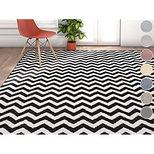 black and white rugs for living room. Black Bedroom Furniture Sets. Home Design Ideas