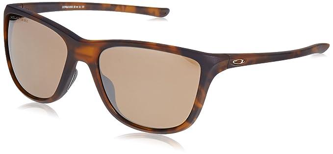 a5d0ef158e6 Amazon.com  Oakley Women s Reverie Sunglasses Amethyst Black  Clothing