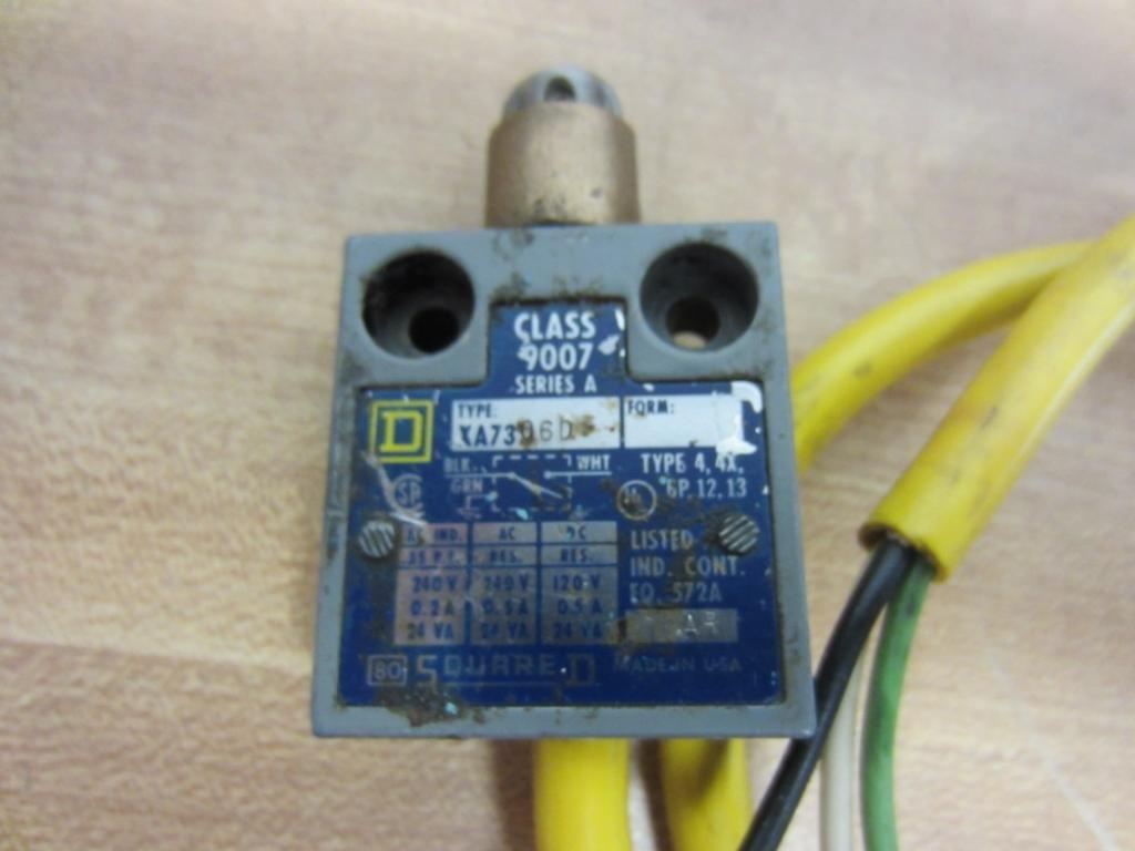 Square D 9007-XA7306D Roller Switch 9007XA7306D: Amazon.com ...