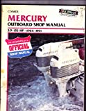 Mercury 3.9-135 hp Outboards, 1964-1971, Clymer Publications Staff, 0892874147