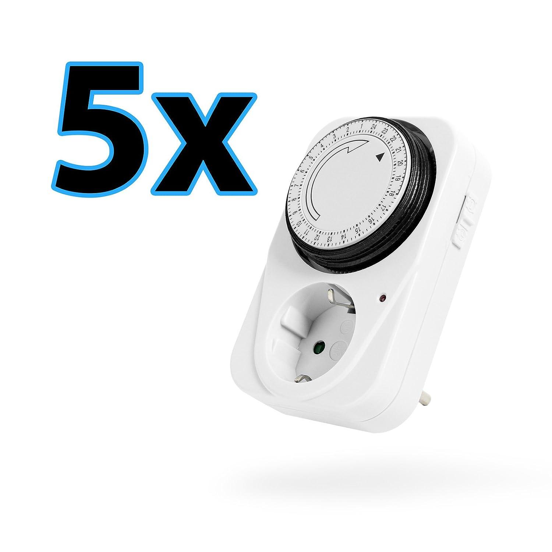 618iWbTx-TL._SL1500_ Wunderbar Wie Funktioniert Eine Mechanische Zeitschaltuhr Dekorationen