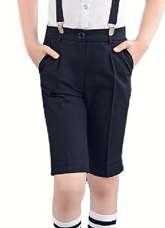 daf0309ba6ce2e ルノン)Lunon 男の子 フォーマル 半ズボン ハーフパンツ 男児 子供服 スーツ キッズ スクール