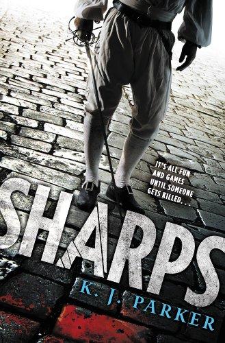 kj parker sharps - 1