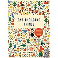 One Thousand Things: learn your first words with Little Mouse (Learn with Little Mouse)