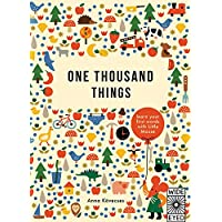 One Thousand Things: learn your first words with Little Mouse (Learn with Lit...