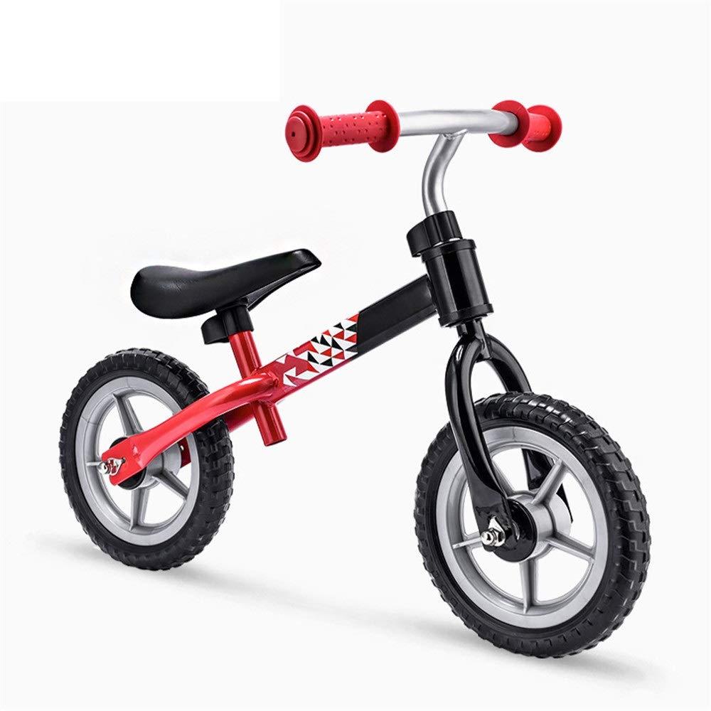 Bilancia per bambini Kids And Toddlers 10  Equilibrio bici con pneumatici senza pneumatici Manubrio antiscivolo senza pedali Push And Stride Sport allenamento a piedi Bicicletta Bilanciamento biciclet