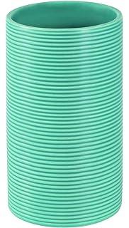 Spirella Tube Gerippter Zahnputzbecher//Zahnb/ürstenhalter Pistazie