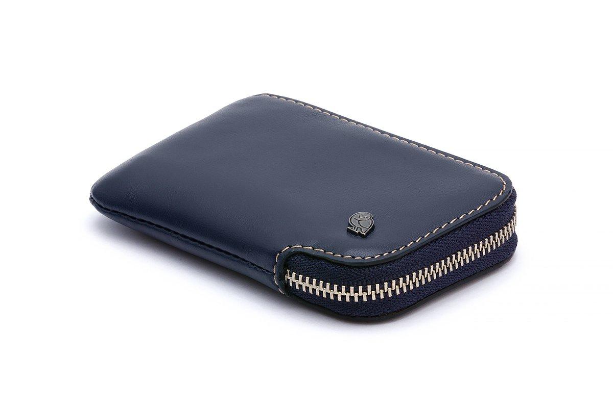 Bellroy メンズ レザCard Pocket ウォレット B017S4VZ04 Blue Steel Blue Steel