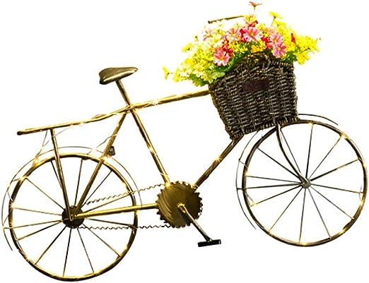 Tqbzs Retro Industrial Viento Modelo de Bicicleta decoración de ...