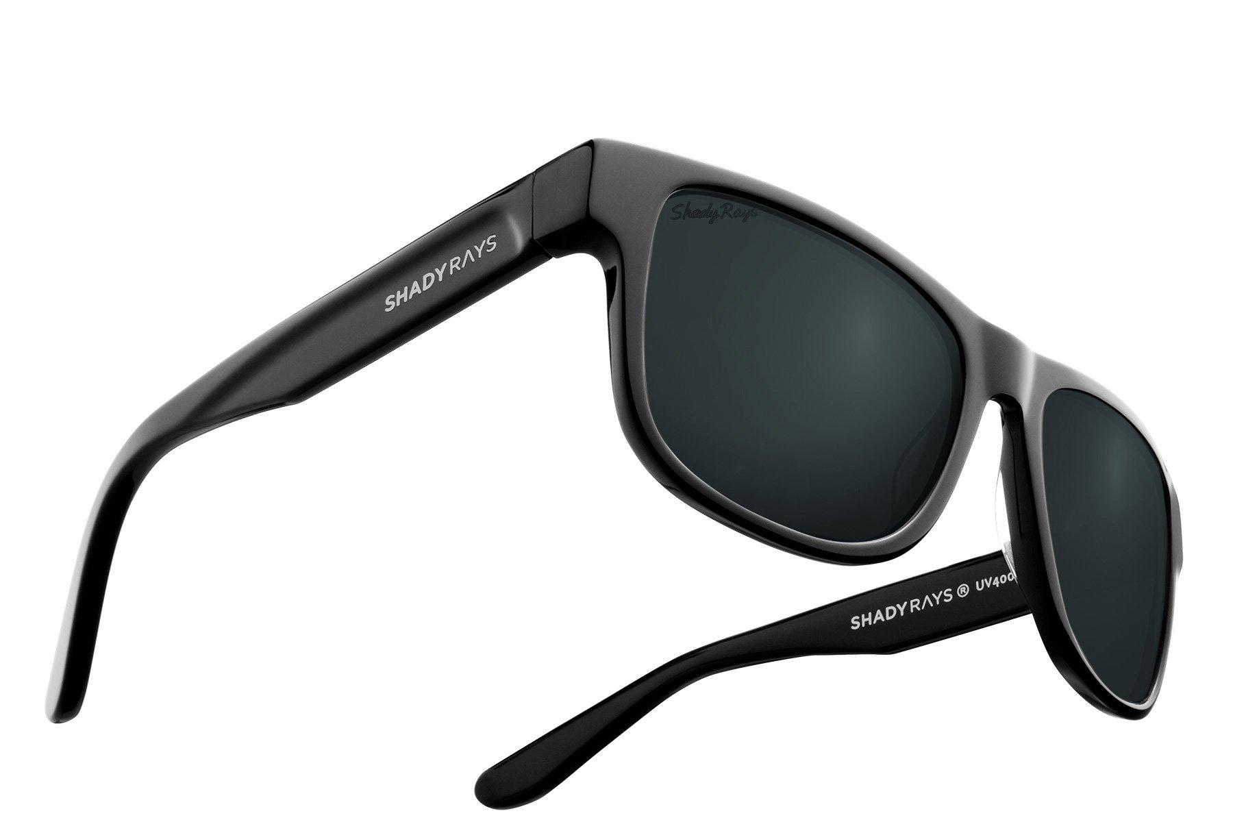 Shady Rays Sunglasses Ventura Limited, Polarized, Blackout