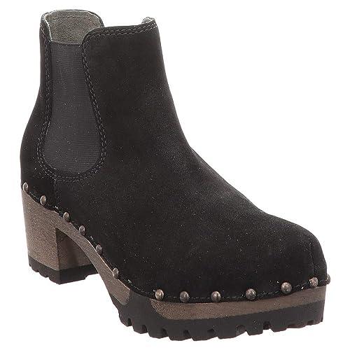 online store 27751 5326f Softclox S3238 O-Bootie - Damen Schuhe Stiefeletten - schwarz-03