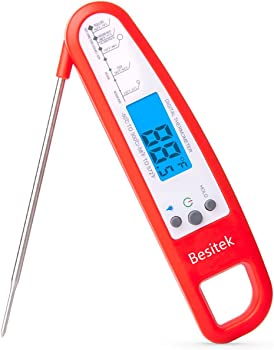 Besitek Digital Instant Read Thermometer