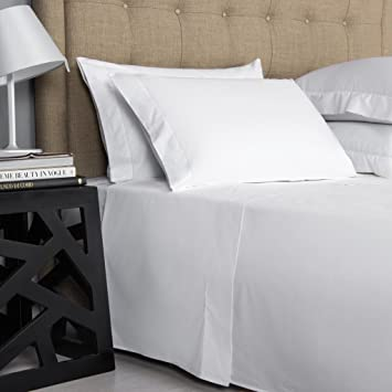 Mayfair Linen Bedding Collection 600 Thread Count Bedspread 100% Egyptian  Cotton Sheet Set Sateen Weave