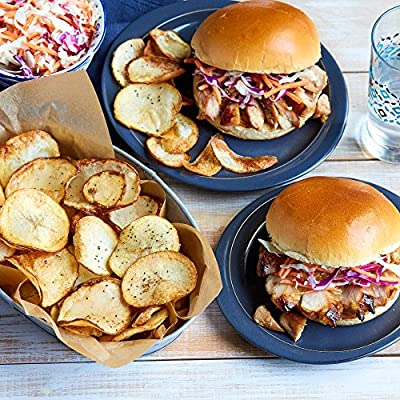 Asian BBQ Chicken Sandwiches by Chef'd Partner Soy Vay