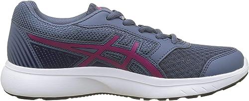 Asics Stormer 2, Zapatillas de Running para Mujer, Azul (Smoke ...