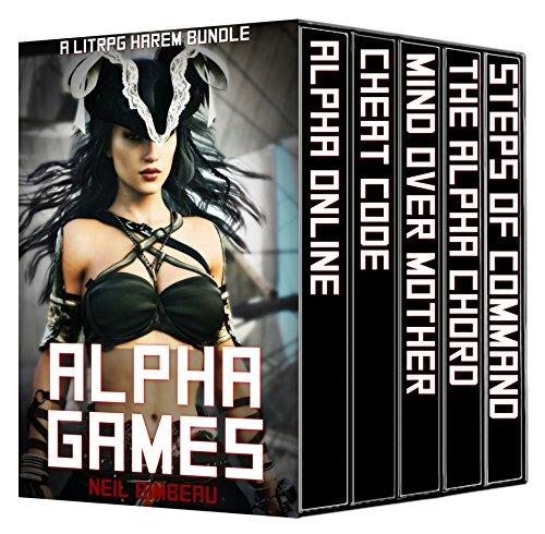 Alpha Games: A LitRPG Harem Alpha Male Bundle