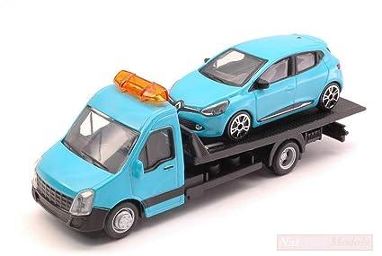 Amazon Com Burago Bu31401 Renault Clio Flatbed